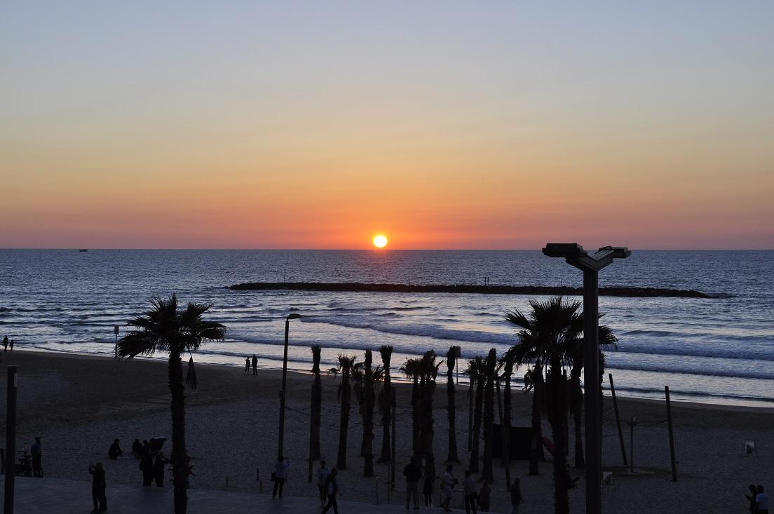 Tel Aviv — Foto: Helena Abraham