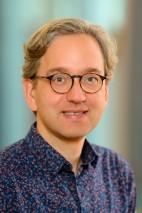 Bezirkskantor Johannes Blomenkamp