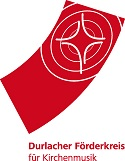 Logo Durlacher Förderkreis für Kirchenmusik e. V.
