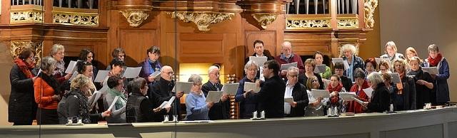 Stadtkirchen-Chor