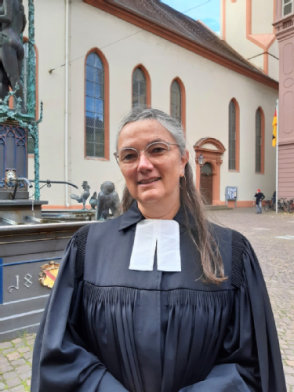 Pfarrerin Dr. Judith Winkelmann